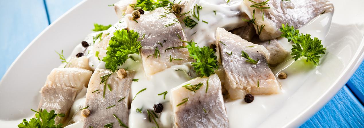 Salate und Marinaden FIschereihof Mueß